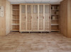 WARDROBE in  A MODULAR MEETING ROOM