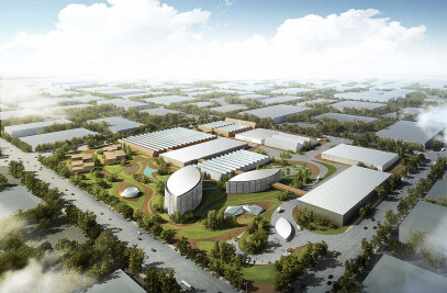 Research & Design Center, Hebei Province, China