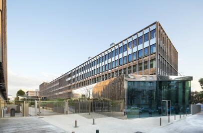 IGN and Météo France Geosciences Centre