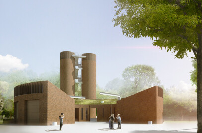 Denmarks largest Sewage Pumping Station