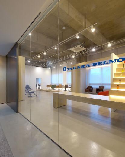 TAKARA BELMONT showroom