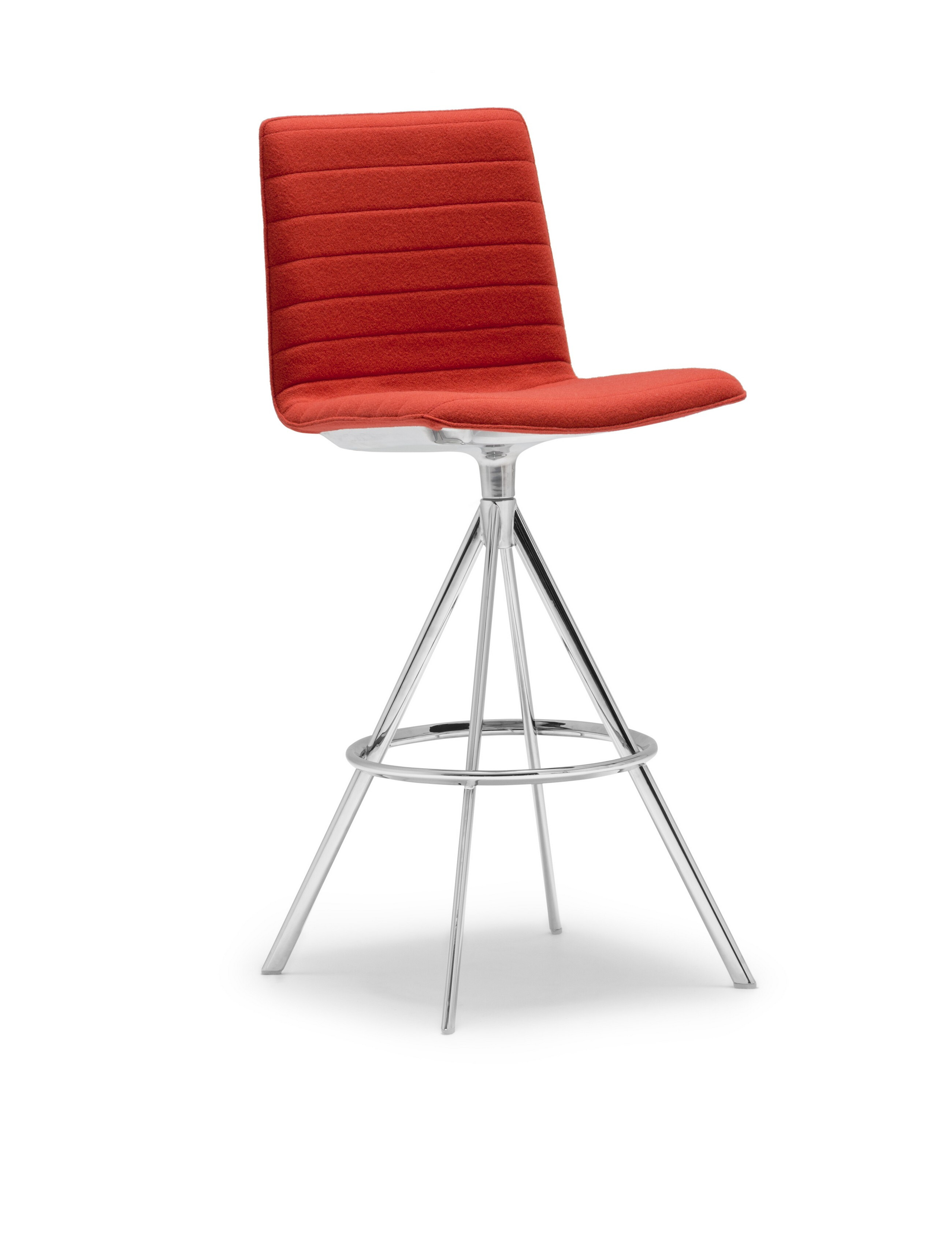 Flex stool + stackable chair