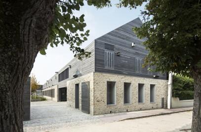 MLF1 - Information Centre for the Parc Naturel Régional Du Gâtinais