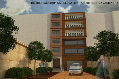 VIEW OF PROJECT