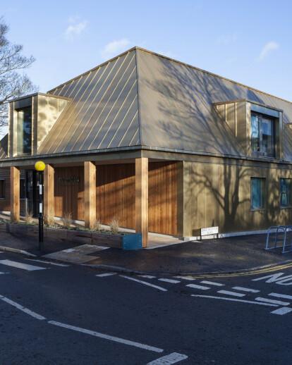 Arcadia Nursery, University of Edinburgh