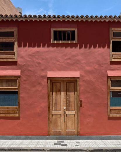 Vivienda en Islas Canarias (La Laguna House)