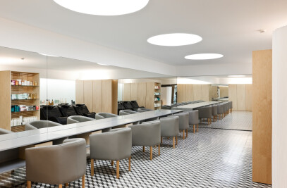 Hair Salon (Cabeleireiro na Foz)