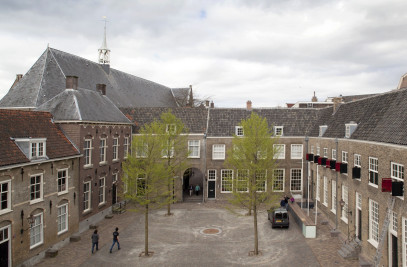 Het Hof van Nederland Museum