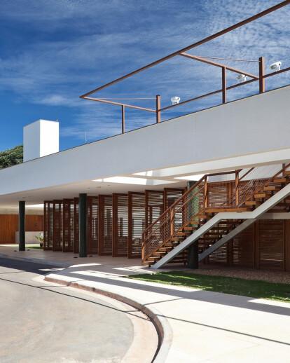 Alphaville Brasília Clubhouse – Condomínio Alphaville/ Phase 1