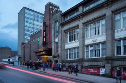 Glasgow Film Theatre - Cinema 3