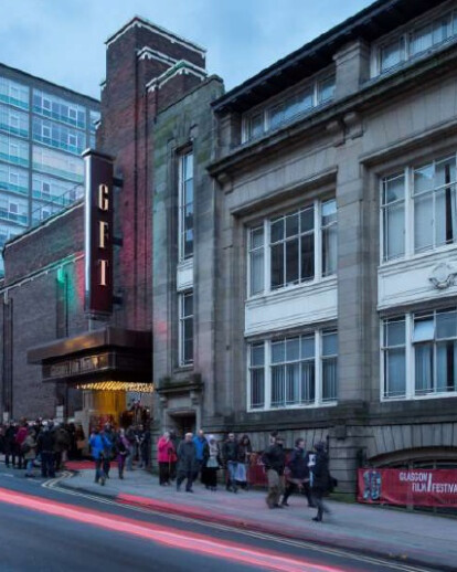 Glasgow Film Theatre - Cinema 3