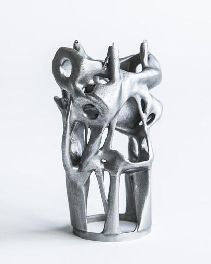 3D makeover for hyper-efficient metalwork