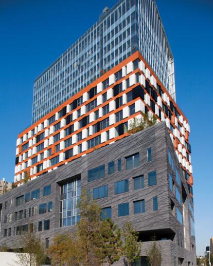 Building 'C1' Boulogne Billancourt