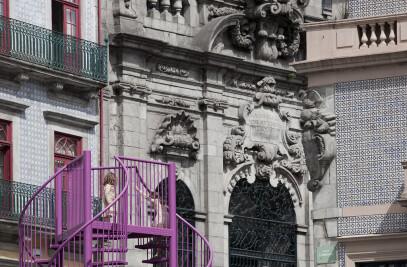 Tripod - Porto 2015 Art Installation