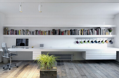 Bermondsey Warehouse Loft apartment