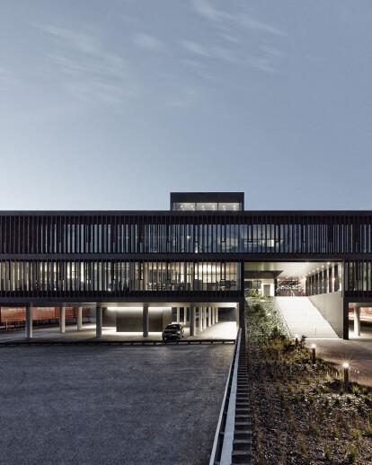 Gebrüder Weiss Head Office