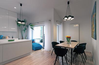 Rozany Potok House Interiors