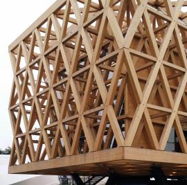 Chilean pavilion EXPO 2015