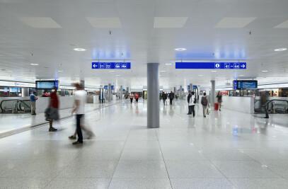 Löwenstrasse Transit Station