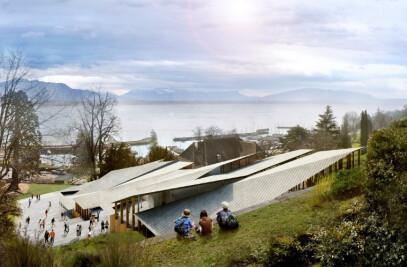 Lake Leman museum extension