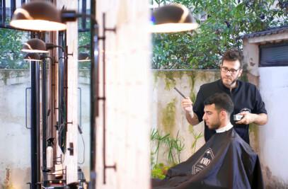 Barbería Álvaro