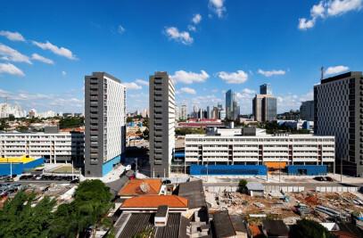 Jardim Edith Social Housing Complex