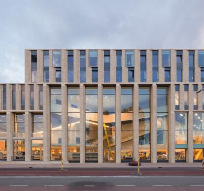 Cultural Quarter De Nieuwe Kolk Assen