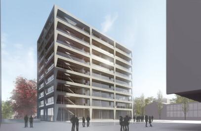Neubau Höhere Fachschule Gesundheit