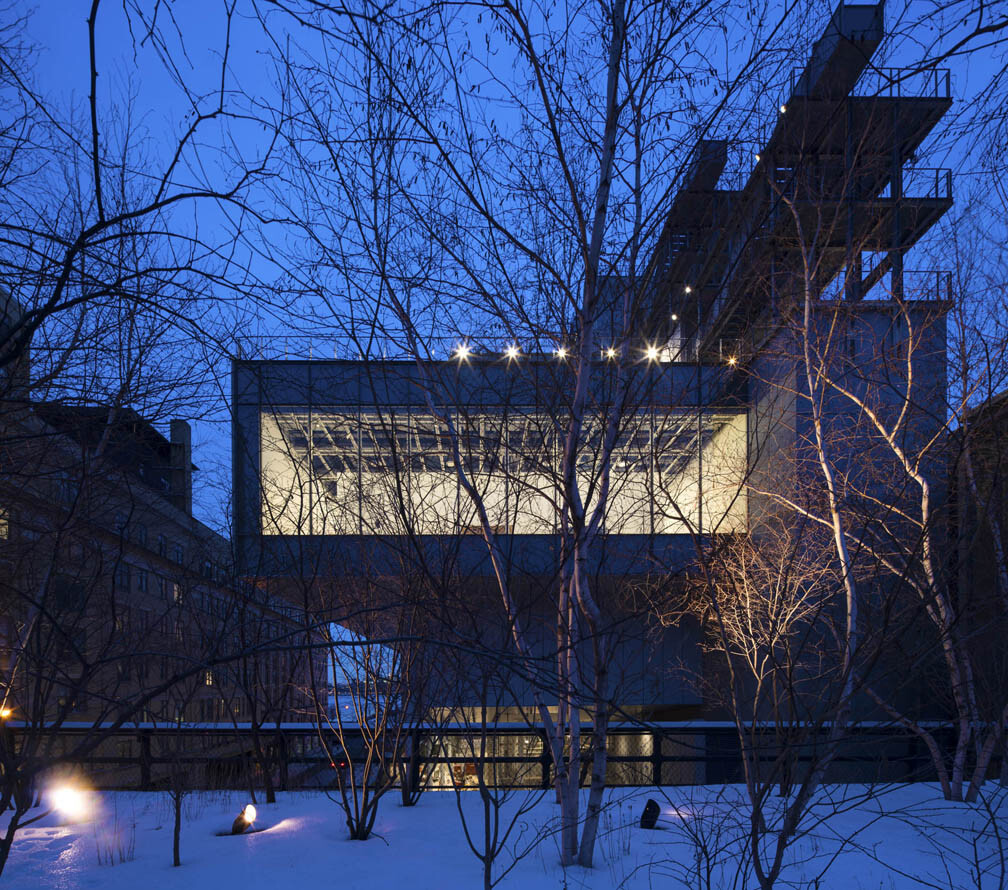 The Whitney Museum of American Art at Gansevoort