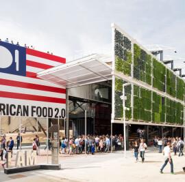 USA Pavilion Expo Milan 2015