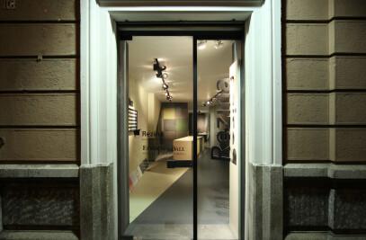 Harlequin showroom – Marcante-Testa (UdA)