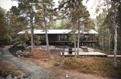 Holliday house Vindö