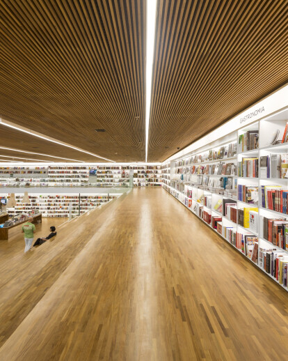 Cultura bookshop (Livraria Cultura)