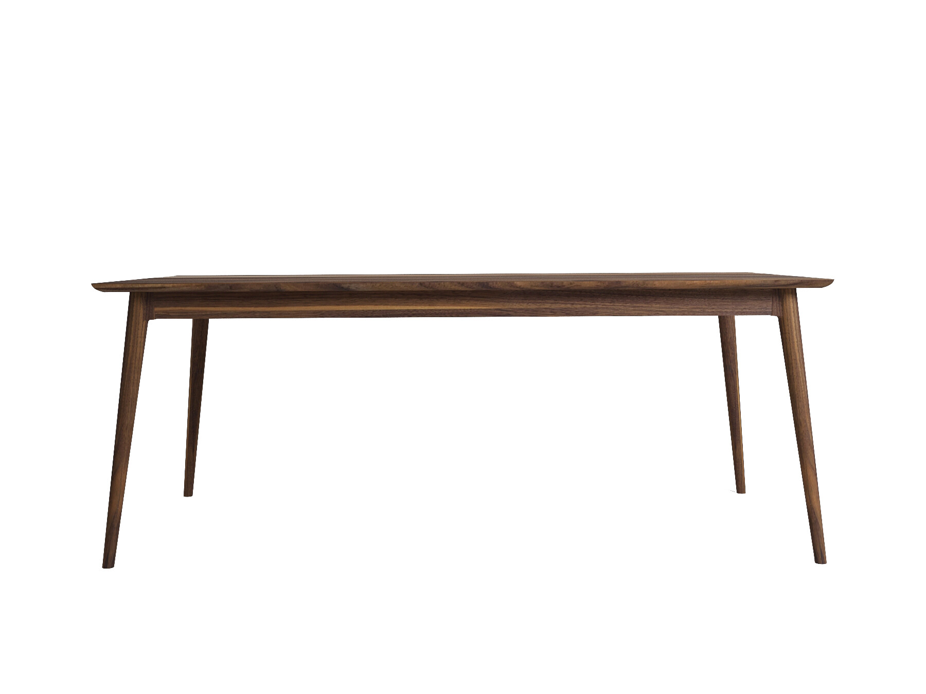 Dinner Party Walnut Dining Table