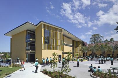 BBC Middle School Precinct