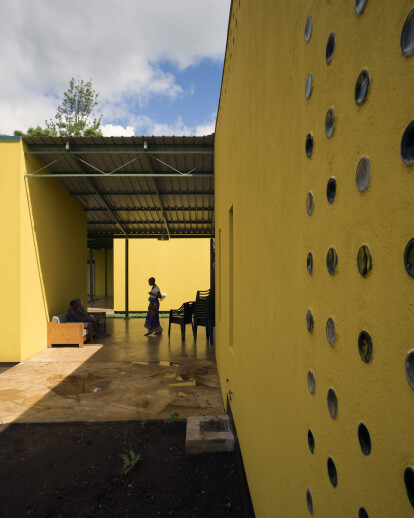 KWIECO Shelter House