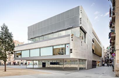Film Theatre of Catalonia. Barcelona