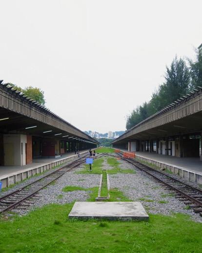 Singapore Rail Corridor proposal