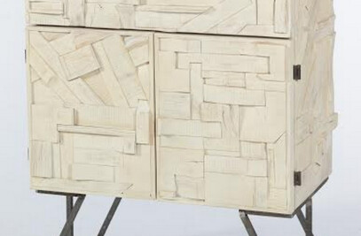 Small Collage Cabinet