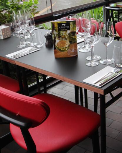 Kähler Restaurant at the Tivoli Gardens