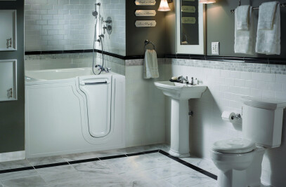 RESTORE WALK-IN BATHTUB