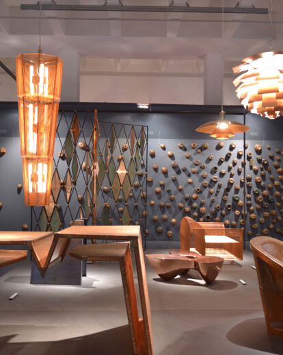 TRAME -  COPPER CROSSING IN CONTEMPORARY ART, DESING TECHNOLOGY AND ARCHITECTURE