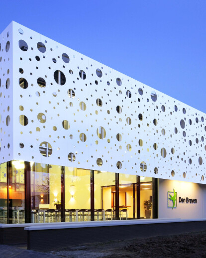 'Centre of Excellence' Den Braven
