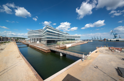Navitas - Denmark´s largest low-energy building