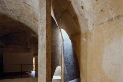 Light well of the nun