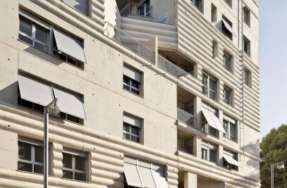 Building 111 - Social Housing
