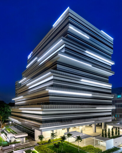 100PP Office Building
