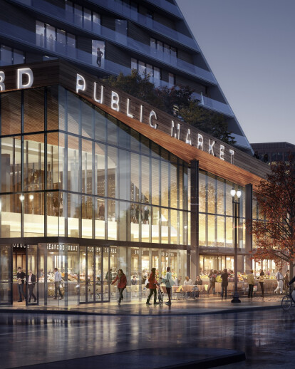 Portland's new James Beard Public Market