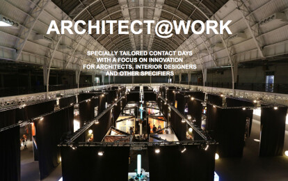 ARCHITECT@WORK Paris 2015