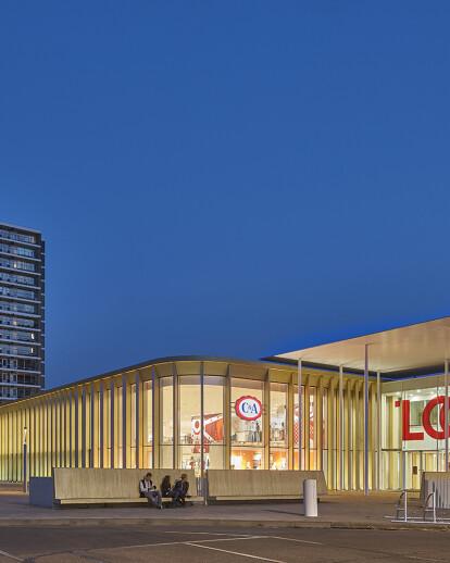 't Loon Heerlen shopping centre